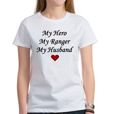 My Hero My Ranger My Husband Tee