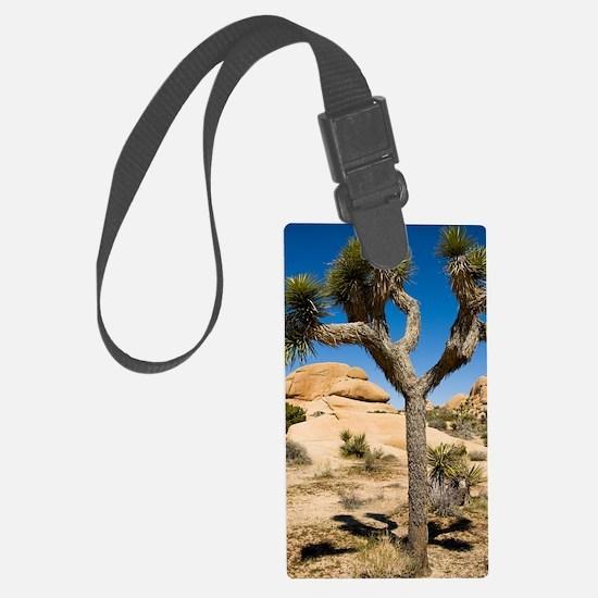 Joshua Tree Luggage Tag