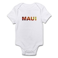 Maui, Hawaii Infant Bodysuit