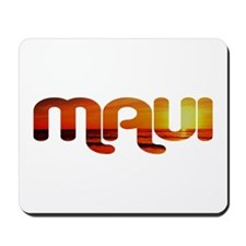 Maui, Hawaii Mousepad