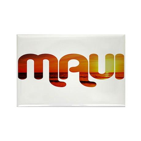 Maui, Hawaii Rectangle Magnet (10 pack)