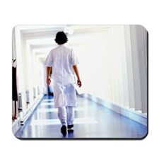 Physician assistant Mousepad