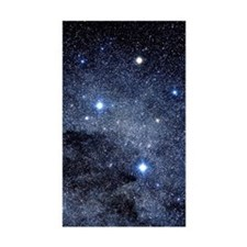 The constellation of the South Decal