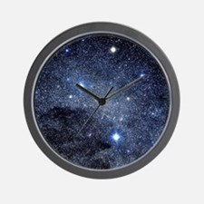 The constellation of the Southern Cross Wall Clock