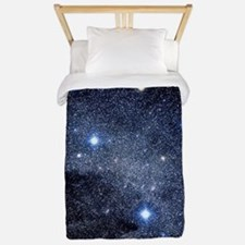 The constellation of the Southern Cross Twin Duvet