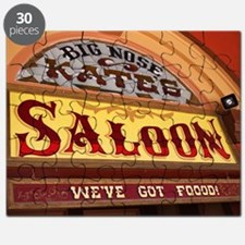 Big Nose Kates Saloon Puzzle