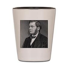 Thomas Huxley, English biologist Shot Glass