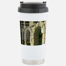 The Principle of the Ar Stainless Steel Travel Mug