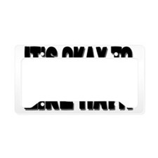 likemathrectangle License Plate Holder