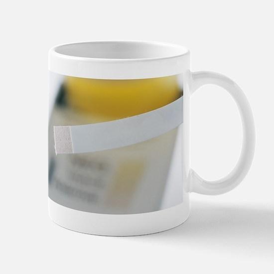 Urine testing Mug