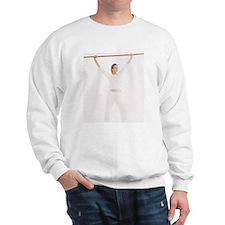 Woman exercising Sweatshirt