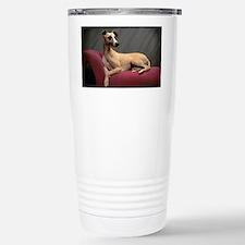 Whippet Lounge Stainless Steel Travel Mug