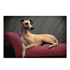 Whippet Lounge Postcards (Package of 8)