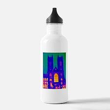 Westminster Abbey, UK, Water Bottle