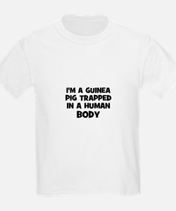 I'm a guinea pig trapped in a T-Shirt