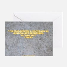 COLD STONE QUOTES Greeting Card