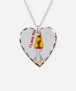 I Lava You Necklace