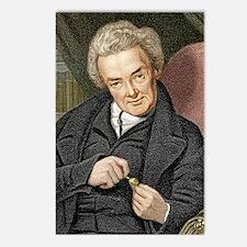 William Wilberforce, Brit Postcards (Package of 8)