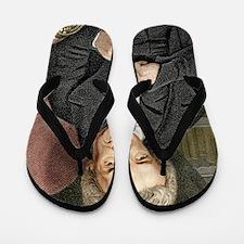 William Wilberforce, British politician Flip Flops