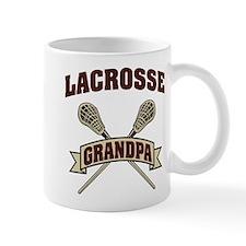 Lacrosse Grandpa Mug