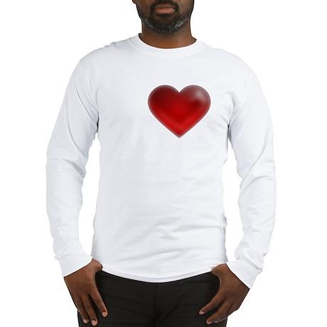 I Heart St. John Long Sleeve T-Shirt
