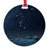 Orion constellation Ornaments