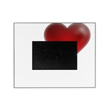 I Heart St. Croix Picture Frame