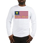 Buccaneer American Long Sleeve T-Shirt