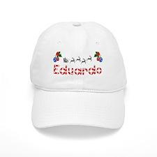 Eduardo, Christmas Baseball Cap