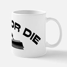Jet Ski or Die Vintage Mug