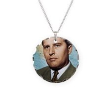 Wernher von Braun, German ro Necklace