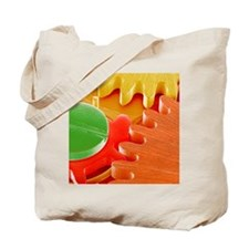 Watch gears, SEM Tote Bag