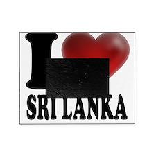 I Heart Sri Lanka Picture Frame
