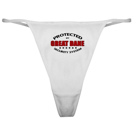Great Dane Security Classic Thong