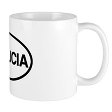 St. Lucia Mug