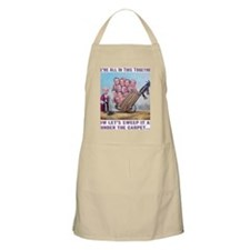 T-Shirt: Leveson Inquiry Apron