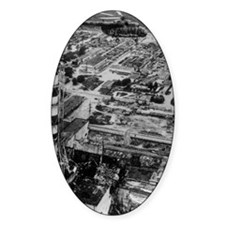 Aerial view of Chernobyl soon after Decal