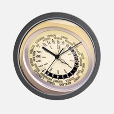 World clock Wall Clock