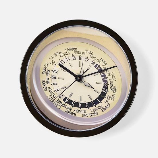 World clock Wall Clock