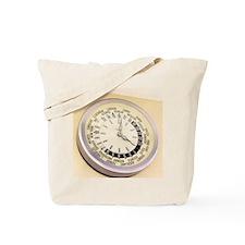 World clock Tote Bag