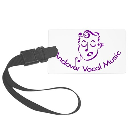 AVM PC Large Luggage Tag