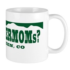 Bumper Sticker 10x3 - Evergreen SoccerM Mug