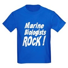 Marine Biologists Rock ! T