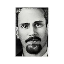 Yuri Kondratuk, Soviet author Rectangle Magnet