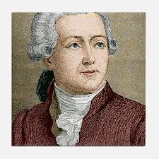 Antoine Lavoisier, French chemist Tile Coaster