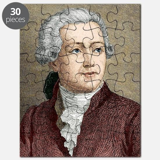 Antoine Lavoisier, French chemist Puzzle