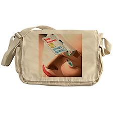 Android software update Messenger Bag