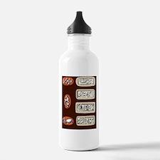 Cretan symbols, 5th to Water Bottle