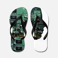 Artificial intelligence and cybernetics Flip Flops