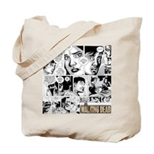Glenn And Maggie Tote Bag
